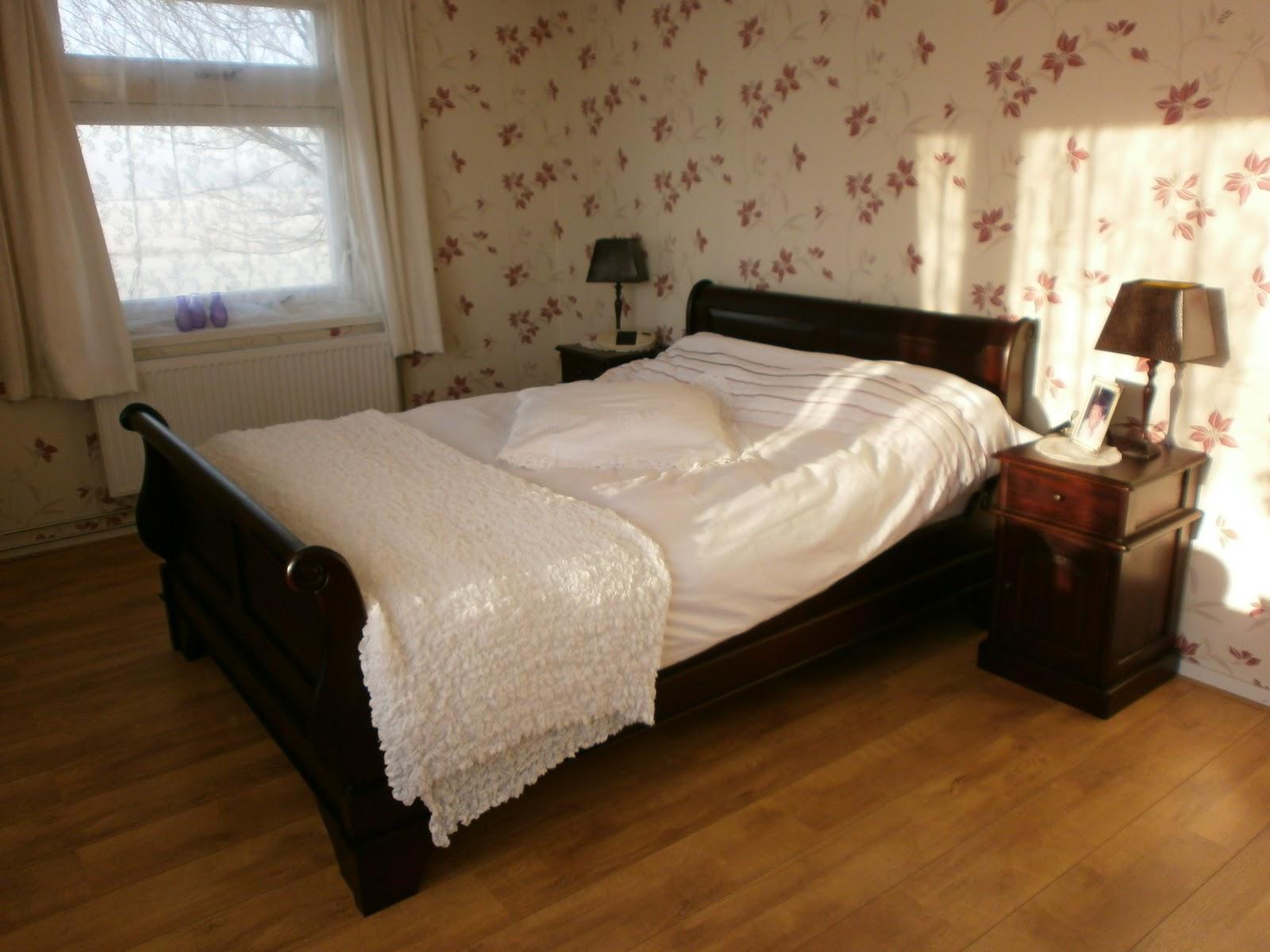 hobbyancker. : slaapkamer nu klaar!