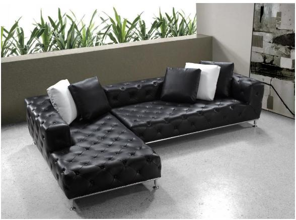 designing with sectional sofa