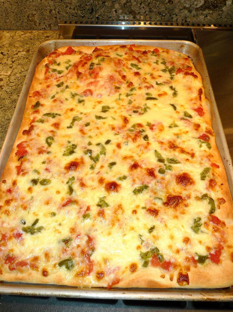 Сделать пиццу своими руками