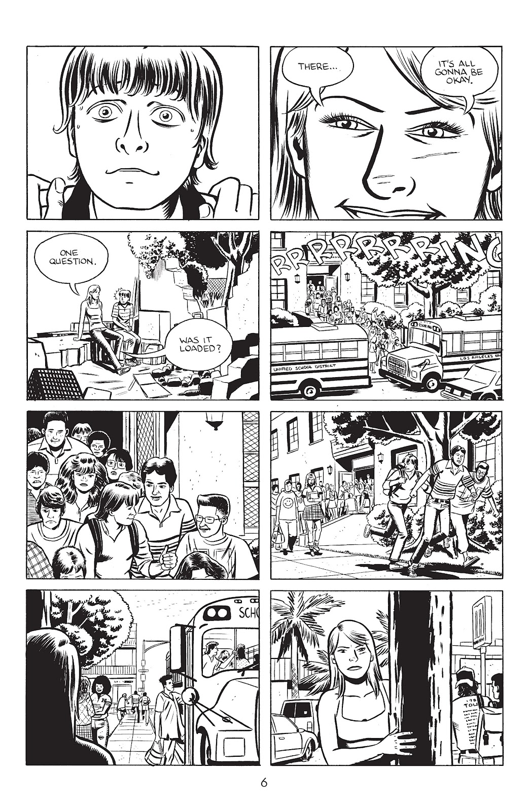 Stray Bullets Issue #30 #30 - English 8