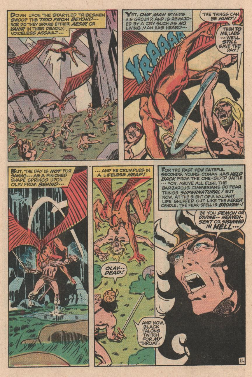 Conan the Barbarian (1970) Issue #1 #13 - English 12