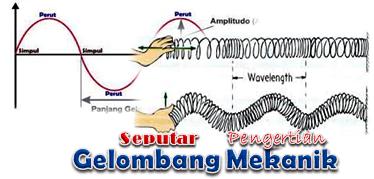 Seputar Pengertian Gelombang Mekanik