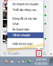 Cách ẩn ních trên Facebook (FB) với tất cả hoặc với 1 số bạn
