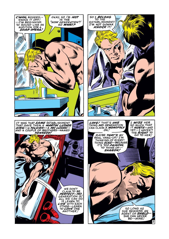 Captain America (1968) Issue #122 #36 - English 6