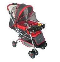 Buy Pollyspet Rocking Baby Stroller at Rs 2,534 Via Paytm :buytoearn