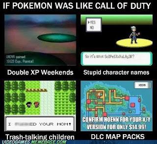 pokemon call of duty Morning LOL   Call of Pokémon/Pokémon of Duty?