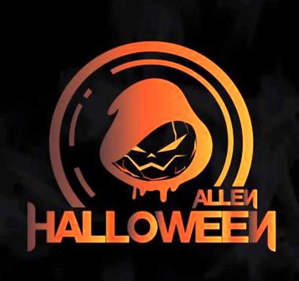 Allen Halloween, Menina Rica, hibrido