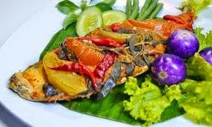 Resep Ikan Pepes Bandeng Kemangi