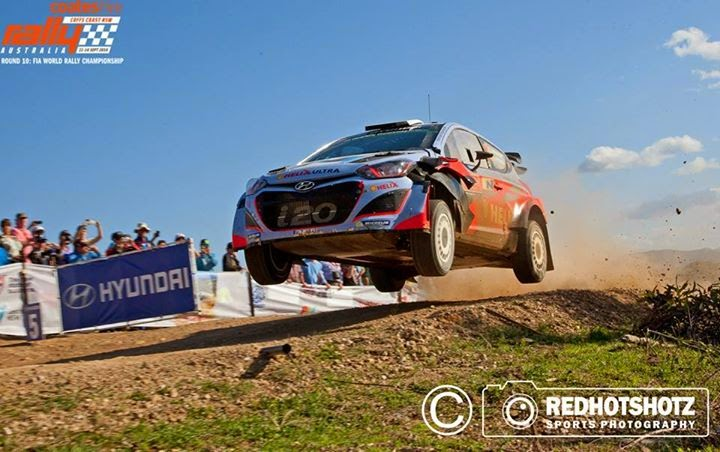 WRC Coates Hire Rally Australia