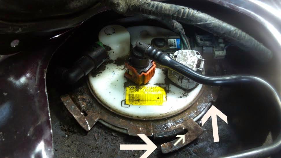 How Do You Replace Fuel Pump 2007 Hyundai Accent