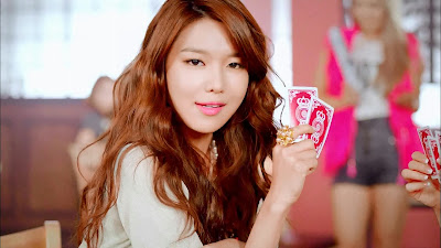 girls generation my oh my sooyoung
