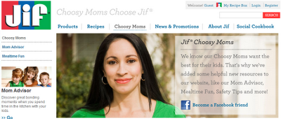 Jif Choosy Moms
