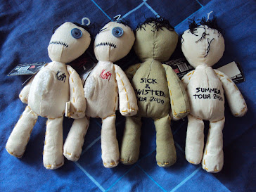Issues Rag Dolls