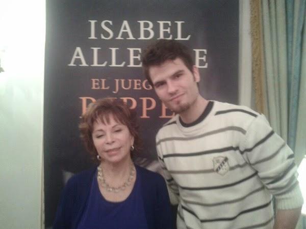 Entrevista Isabel Allende