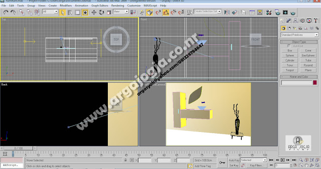 Desain Furniture Kamar Mandi by Argajogja