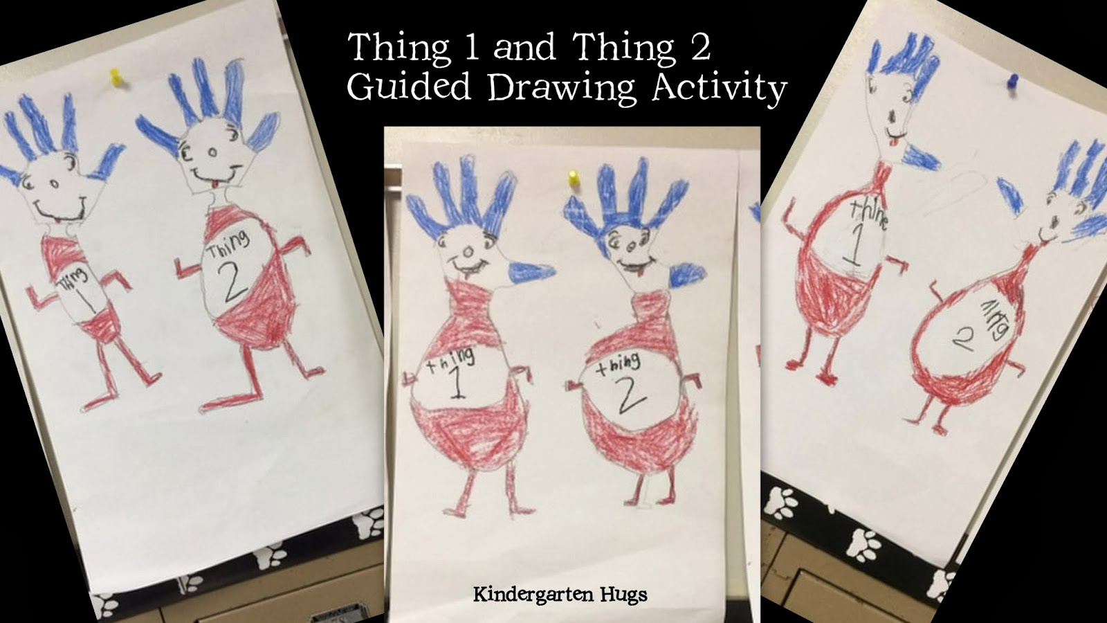 http://www.teacherspayteachers.com/Product/Seuss-Inspired-Guided-Drawing-1137281