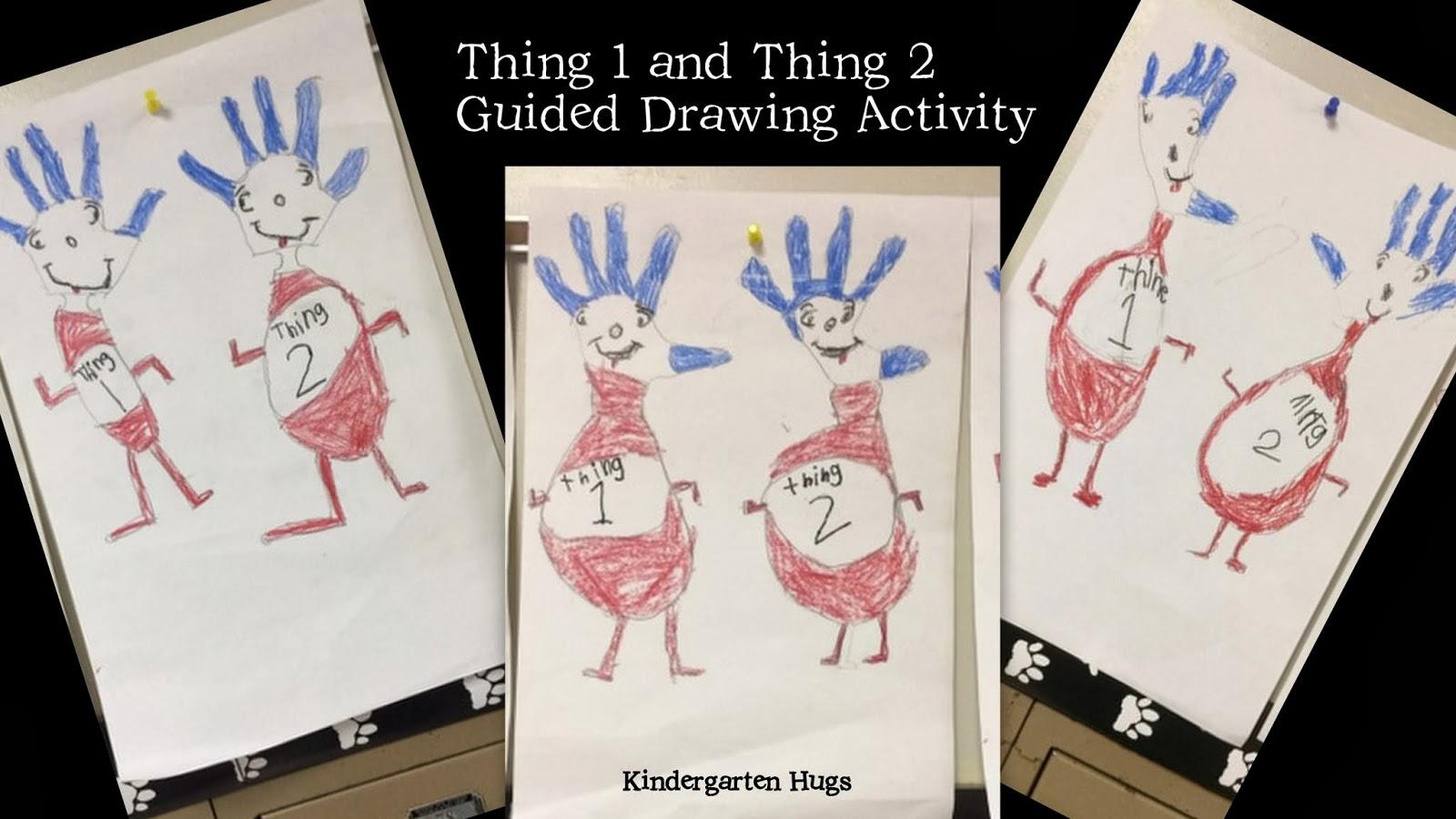 http://www.teacherspayteachers.com/Product/Seuss-Inspired-Guided-Drawing-1137281