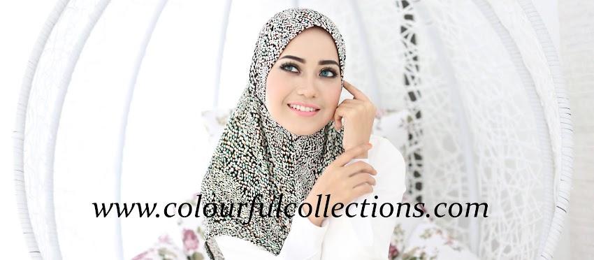 Colourful Collections: Gaya Keanggunan Wanita Muslimah
