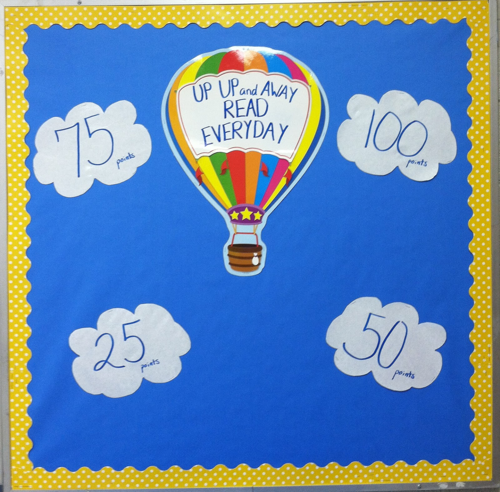 Mrs. McDonald\'s 4th Grade: Hot Air Balloon Bulletin Board for ...