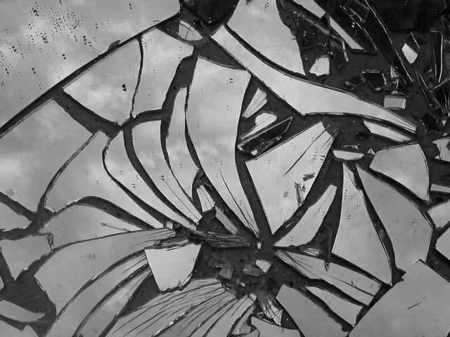 Twisted Prayers Broken Mirror