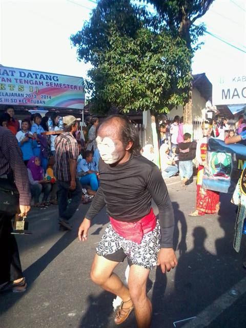 Kirab Budaya Jawa Timur : Magetan