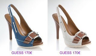 Peep-toes Guess
