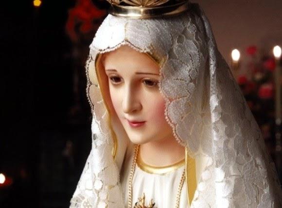 Virgem Maria rogai por nós!
