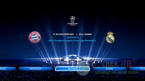 Pro Evolution Soccer (PES) 2013 RELOADED