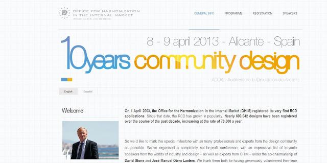 10 años de Diseño Europeo