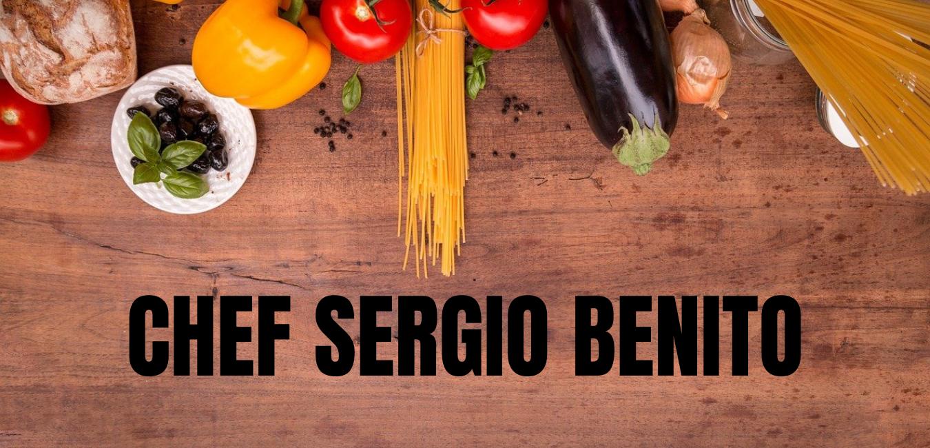 Recetas saludables de cocina del Chef Sergio Benito