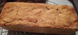 Le pain au raisin une fois la cuisson terminée