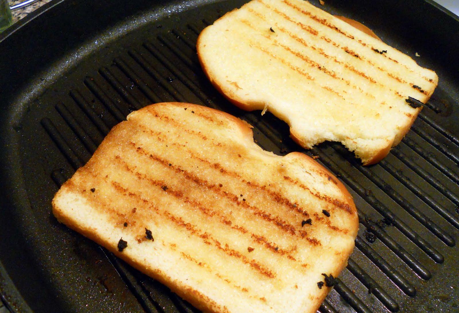 Silver Pencils: Flank Steak on Texas Toast with Chimichurri