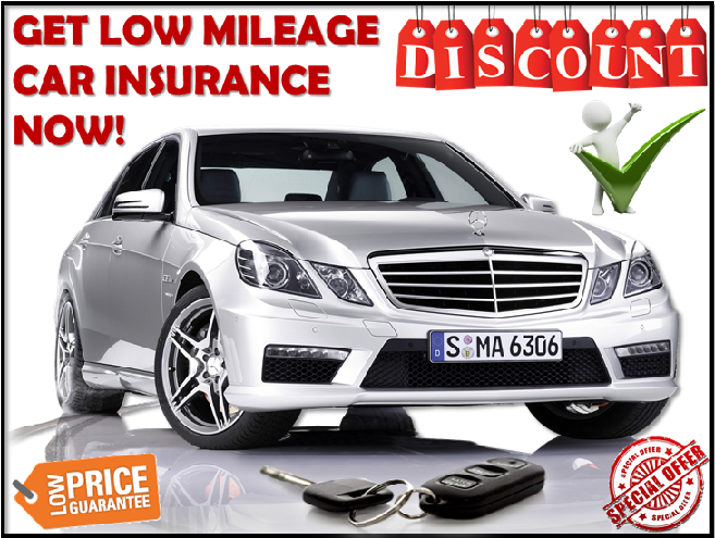 Low Mileage Car Insurance Discount