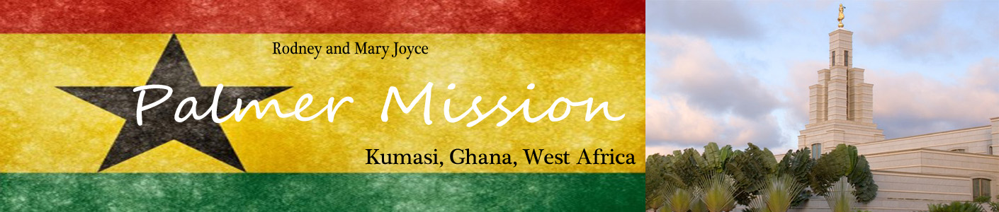 Palmer's Mission in Kumasi, Ghana, W. Africa