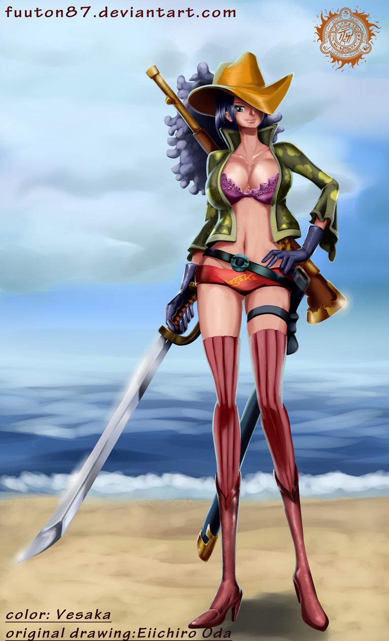 One Piece Chapter 676: Vũ khí hủy diệt hàng loạt 020