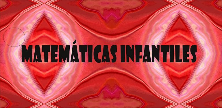 MATEMÁTICAS INFANTILES