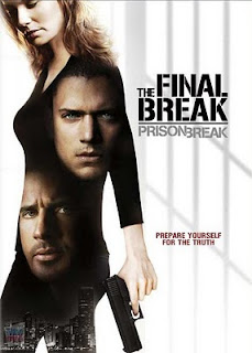 Série Prison Break: O Resgate Final – DVD-R – Torrent