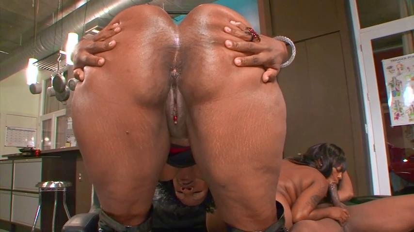 Busty black bbw mz diva nurses a huge cock - 1 part 5