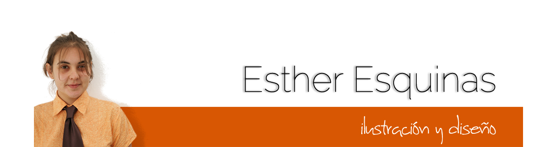 Esther Esquinas - ilustración y diseño
