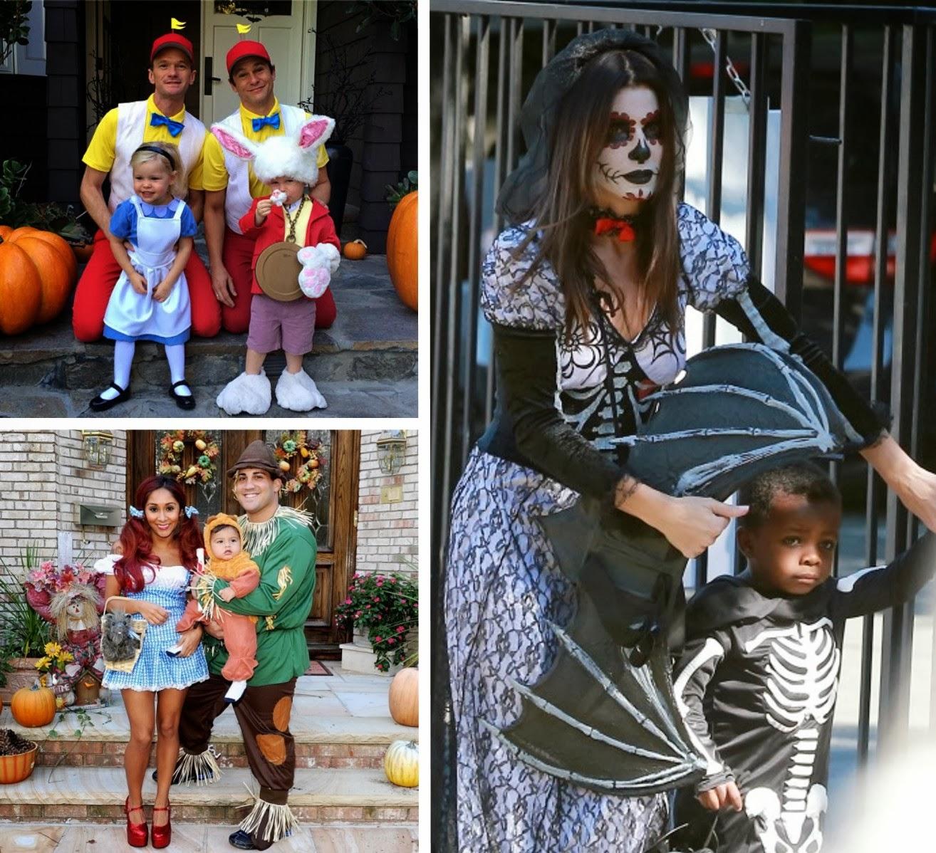 halloween celebrities 2013 costumes disfraces