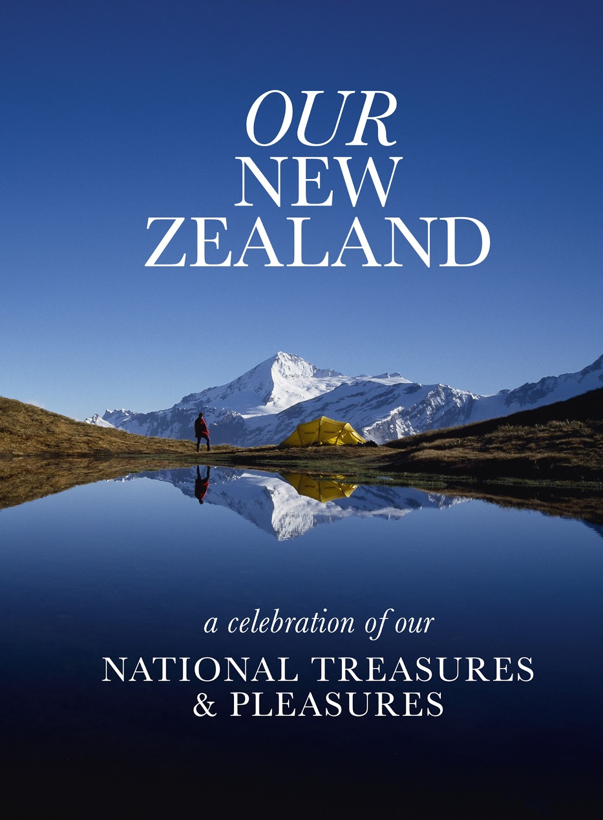 New zealand book month