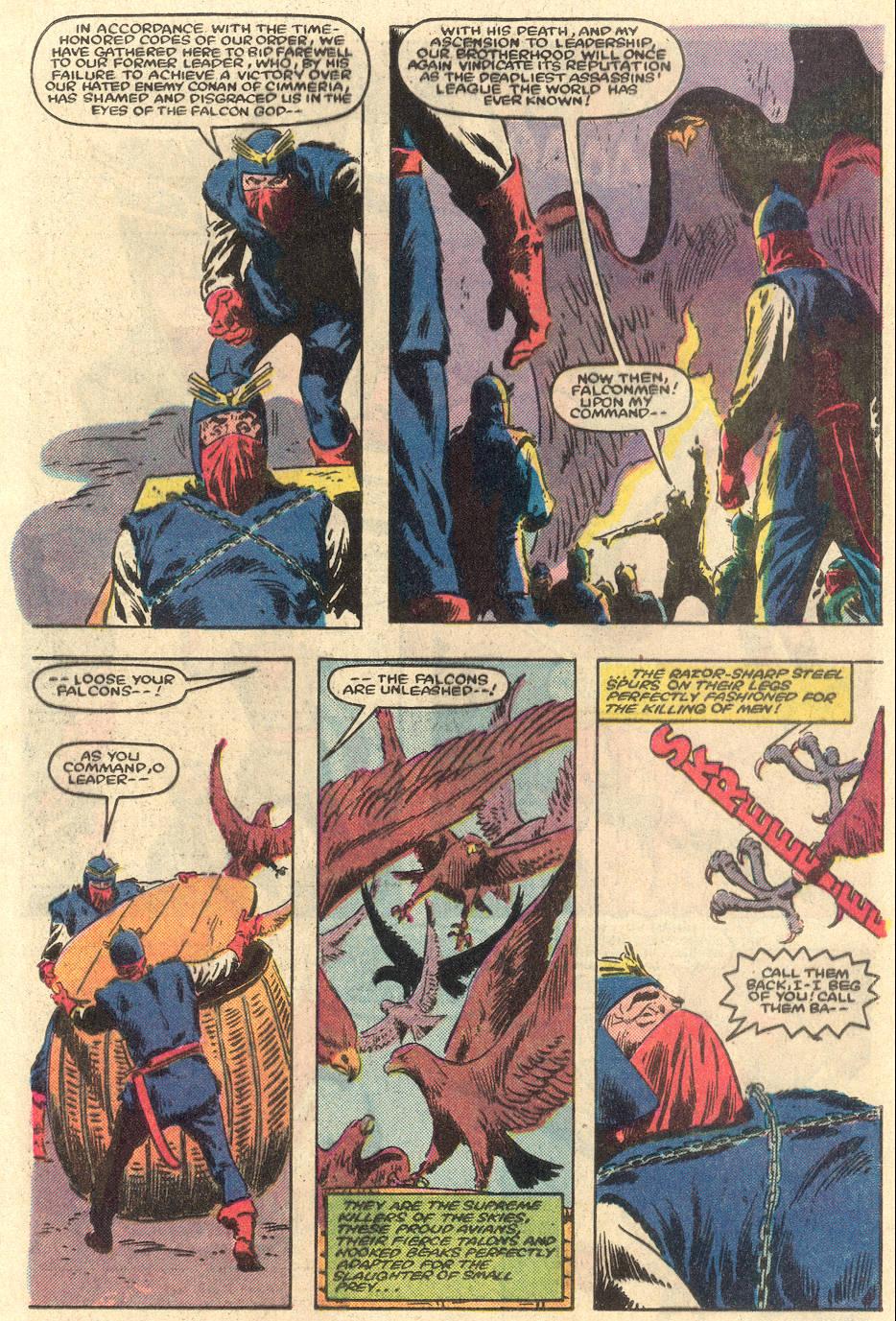 Conan the Barbarian (1970) Issue #162 #174 - English 4