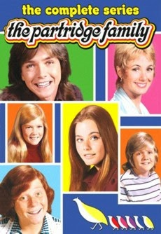 NOVO BOX - THE COMPLETE SERIES - THE PARTRIDGE FAMILY - 2013