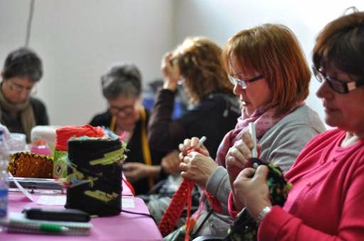 Taller Crochet XXL - Trapillo