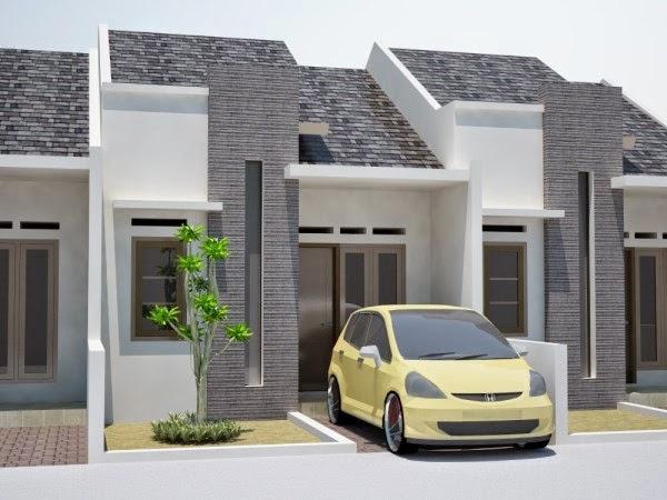 desain rumah minimalis type 21 unik lucu dan menawan
