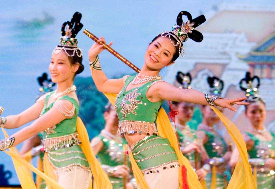 About Culture: The Special Characteristics of Chinese Culture