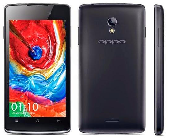 Harga Dan Spesifikasi Oppo Joy 4GB Terbaru, OS Android v4.2.2