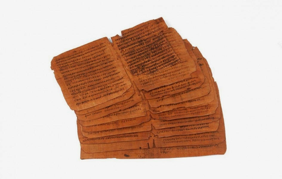 Bodmer Papyri 2