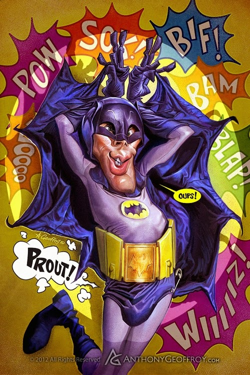 07-Adam-West-Bruce-Wayne-Batman-Anthony-Geoffroy-Caricature-Illustrations-Comics-www-designstack-co