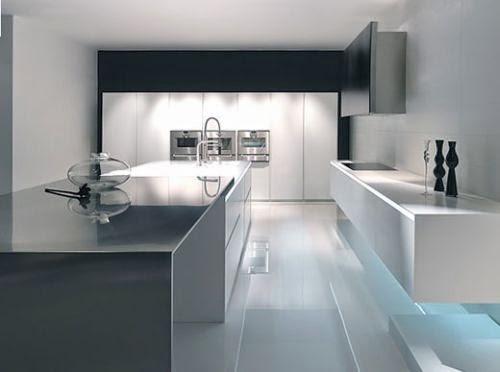 Desain Dapur Pada Rumah Minimalis